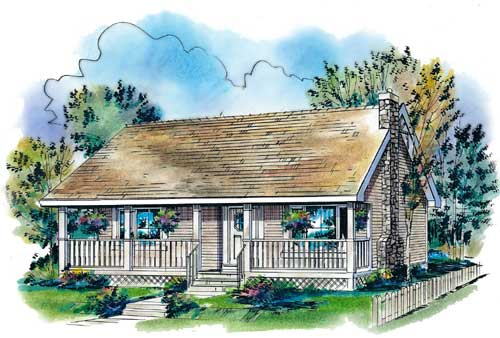 Charming Cottage House Plan Hunters