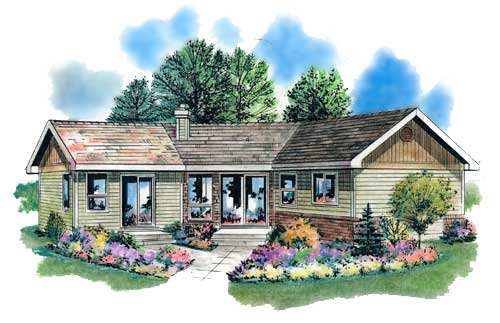 Empty Nester House Plans House Plan Hunters