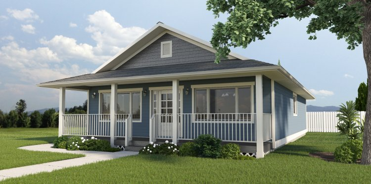 Economical rancher house plan hunters Vinyl siding house plans